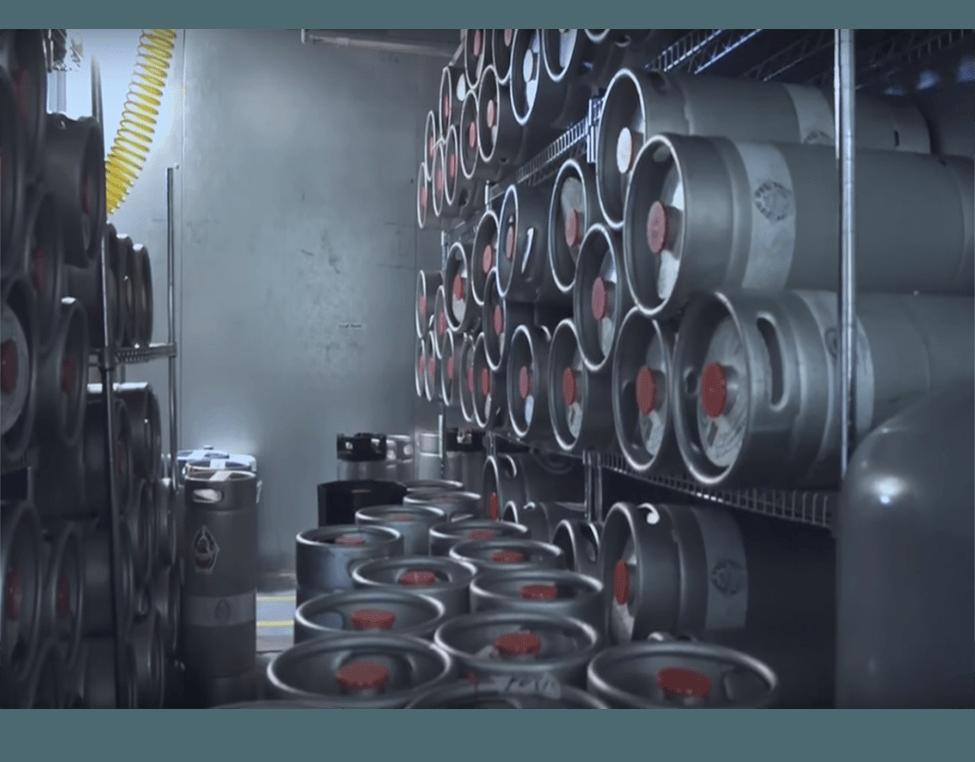 Bona Fide Nitro Coffee facilites produce keg healthy and safe