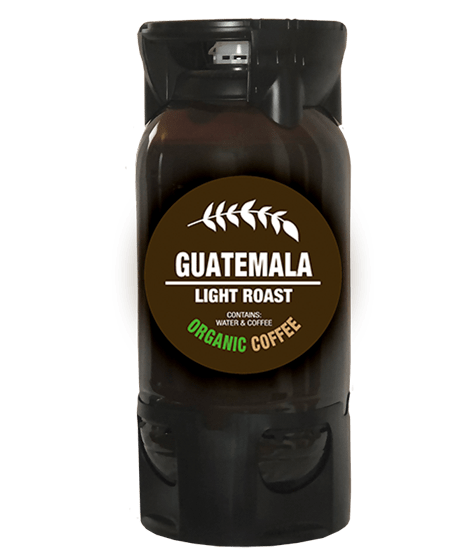 Guatemala Nitro Coffee By Bona Fide