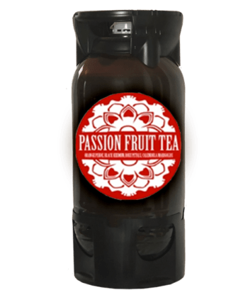 Pasion Fruit Nitro Tea by Bona Fide