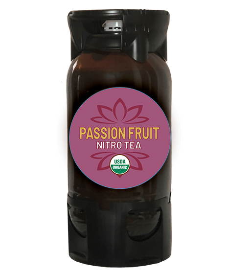 Organic Passion Fruit Tea