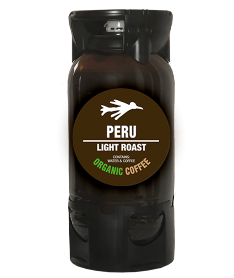 Peru Nitro Coffee by Bona Fide