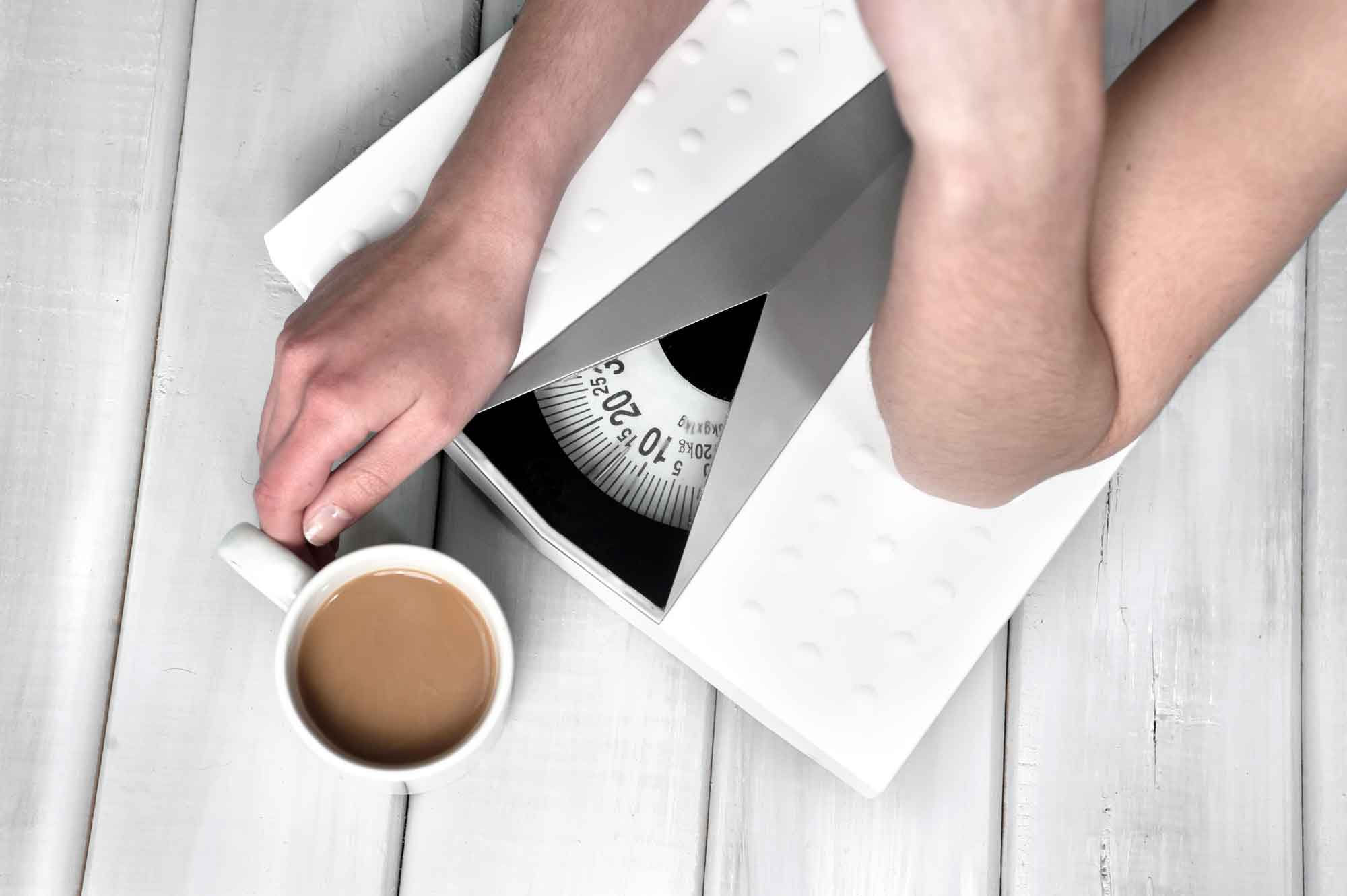coffee lose weight