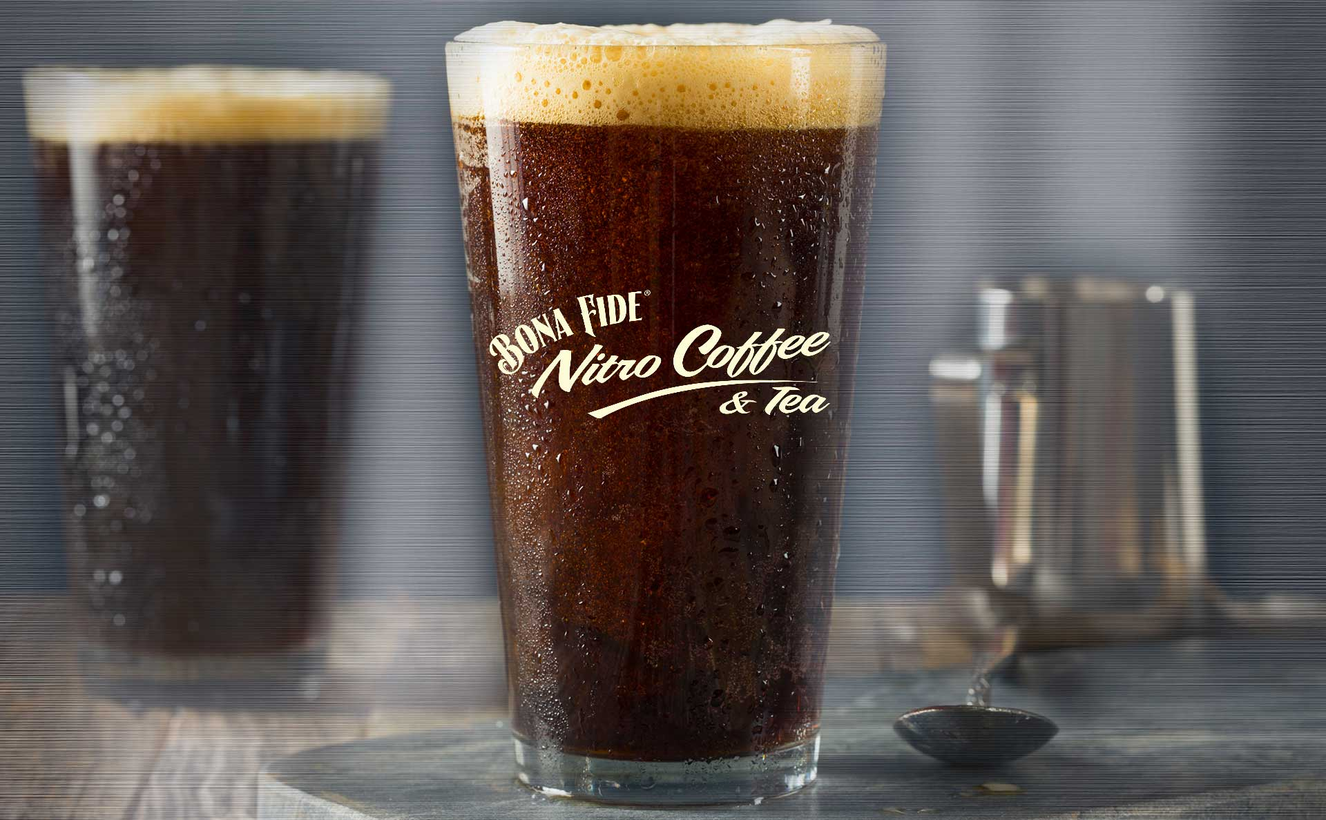 Cold Brew Nitro Coffee