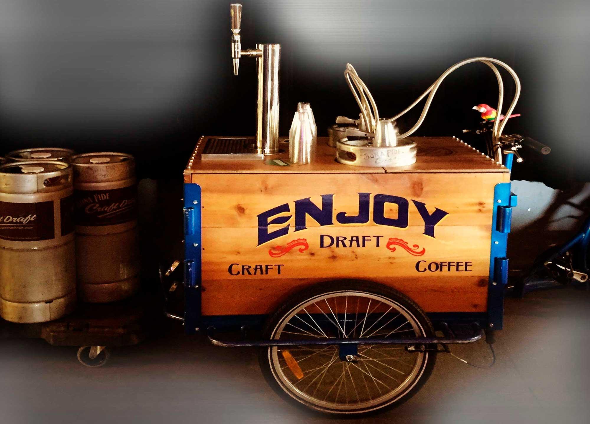 Bona Fide Nitro coffee bike