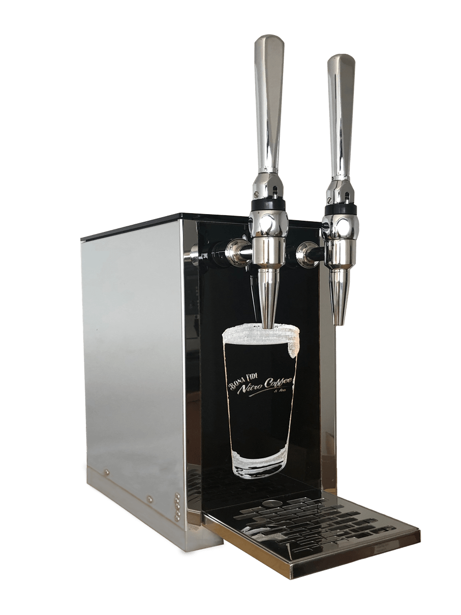 Bona-Fide-Cold-doble-tap-nitro-machine-coffee-and-tea